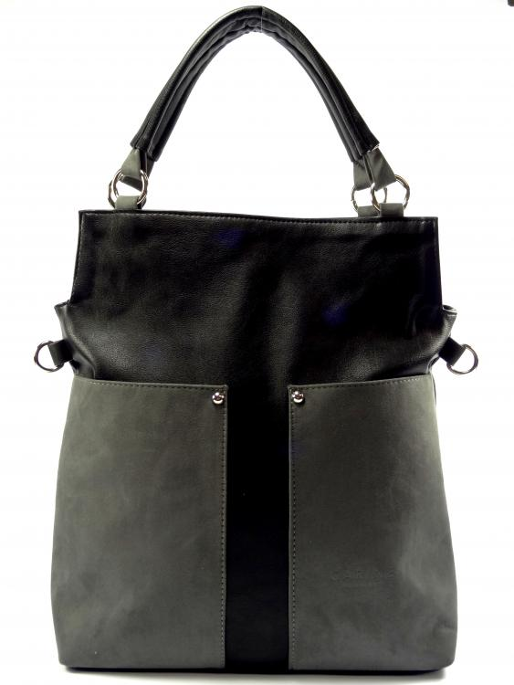 Carine 224 black/gray