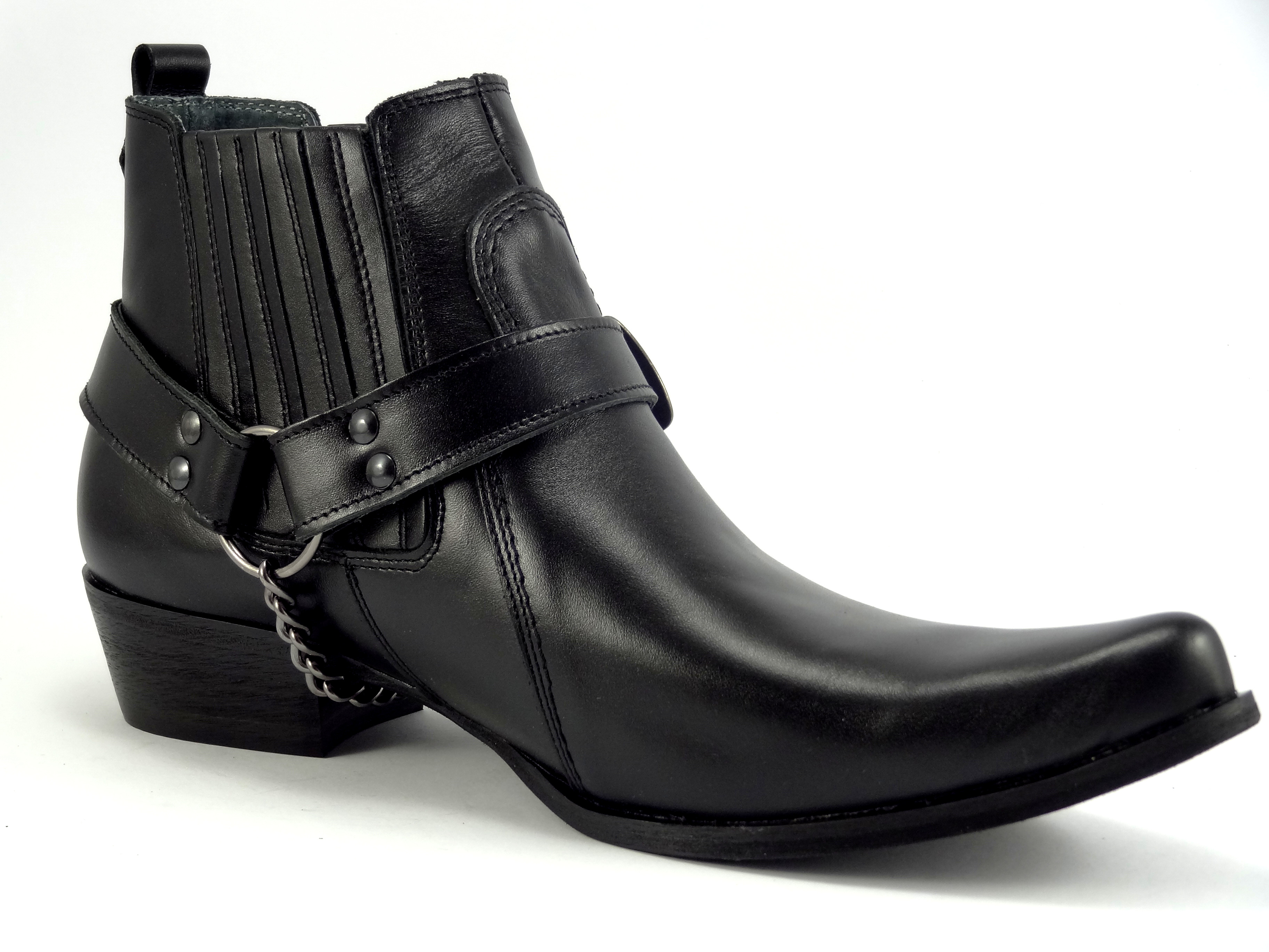 Selma Moto/West 1220 Black